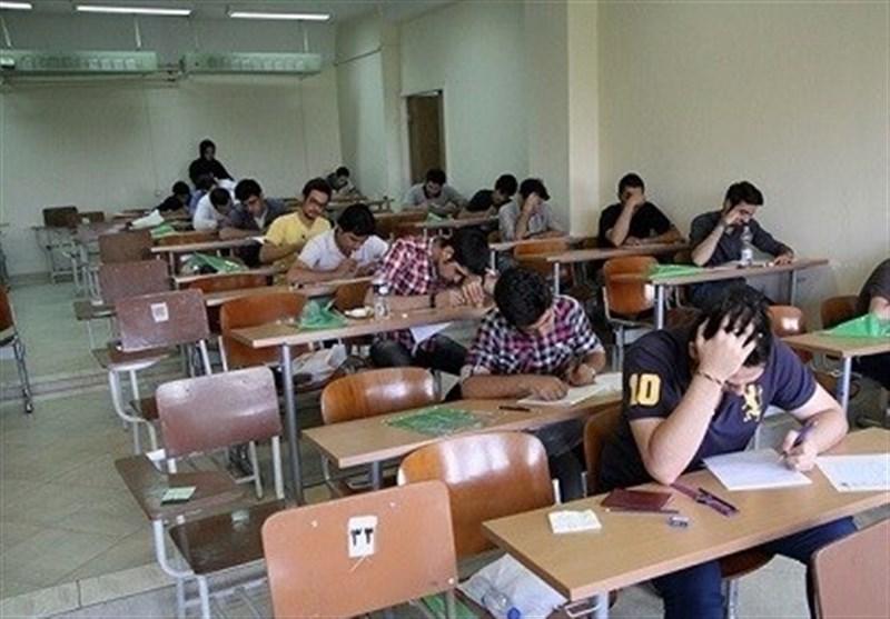 لغو امتحانات نهایی روزهای دوشنبه و سهشنبه